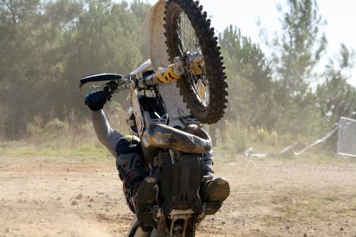 motocross race competition