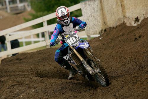 motocross dirt bike racing