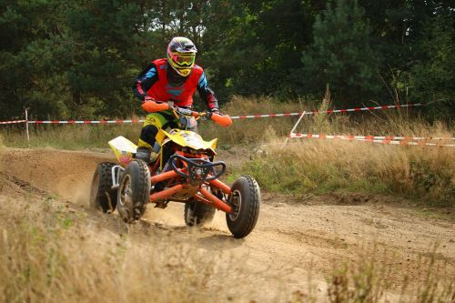 motocross quad enduro