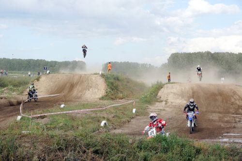 motocross motorcycles sports