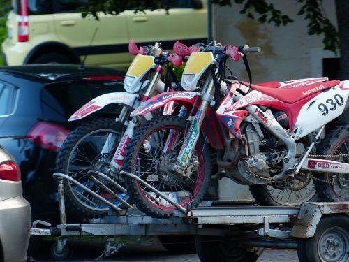 motocross motorcycles mature