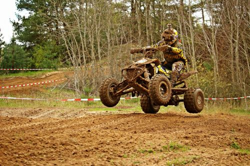 motocross enduro quad