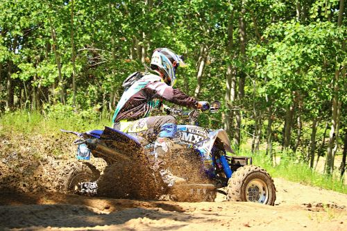 motocross quad atv