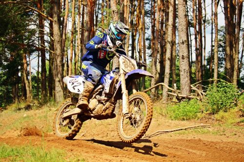 motocross dirtbike enduro