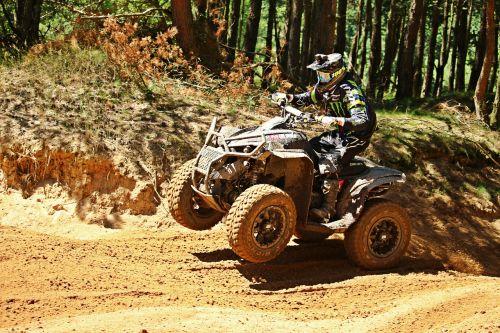 motocross quad enduro