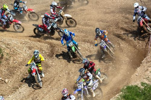 motocross competition sports