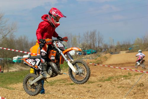 motocross winner child