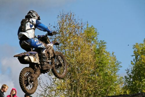 motocross motorcycle mud