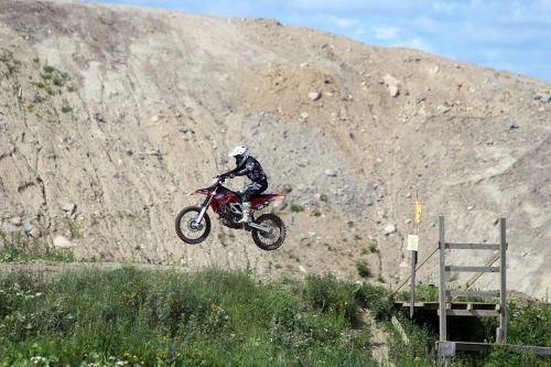 motocross offroad motorbike