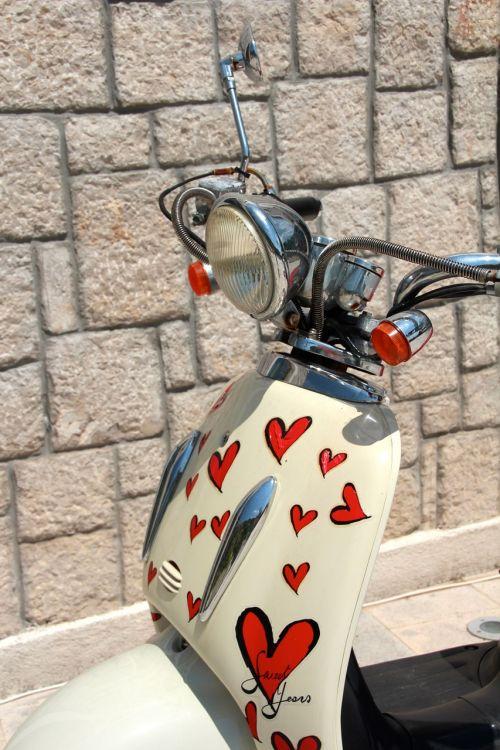 motor roller wespa