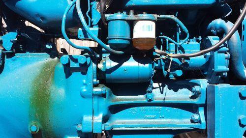 motor technology blue