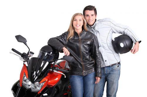 motorcycle bikers woman