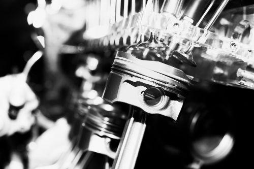 motor piston machine