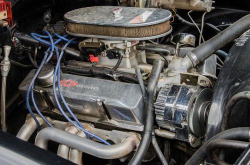 motor chevrolet car