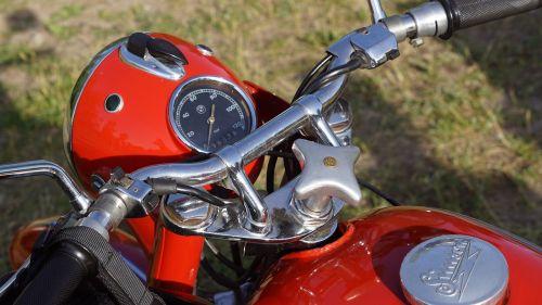 motor moto antique