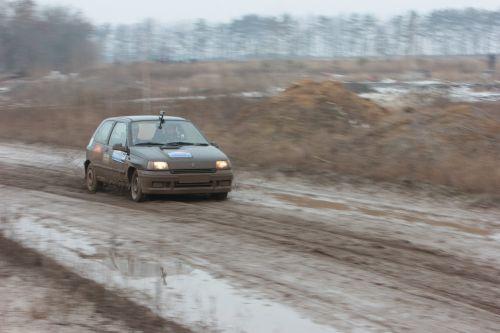 motor machine rally