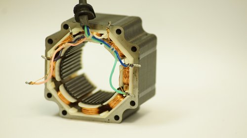 motor  coil  technology