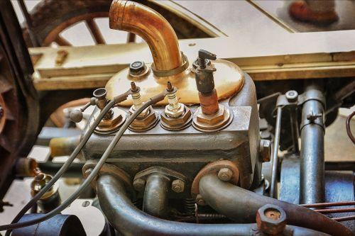 motor engine block machine