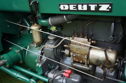motor machine deutz
