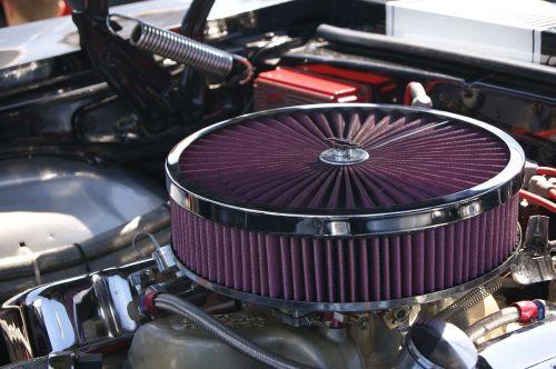 motor filter technology
