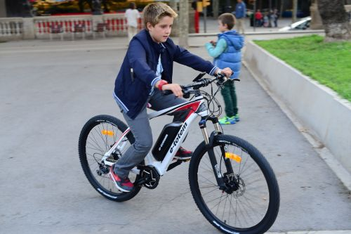 motor bike e-bike mountain bike