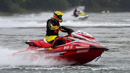 motor boat race  jet ski  sport