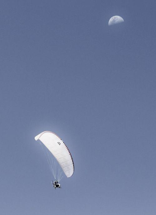 motor gliders paraglider paragliding
