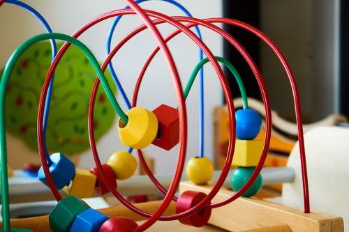 motor loop motor skills toy metal