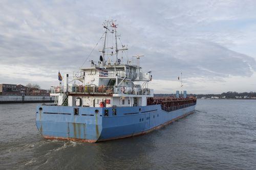 motor ship ships port