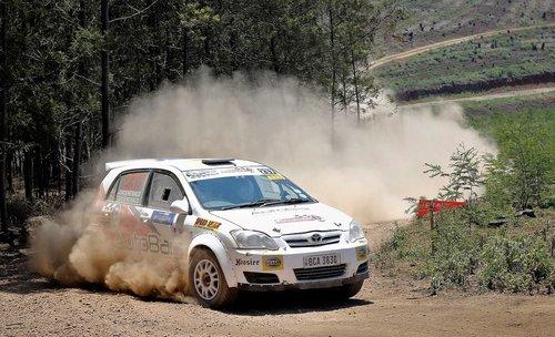 motor sport  rally  champion