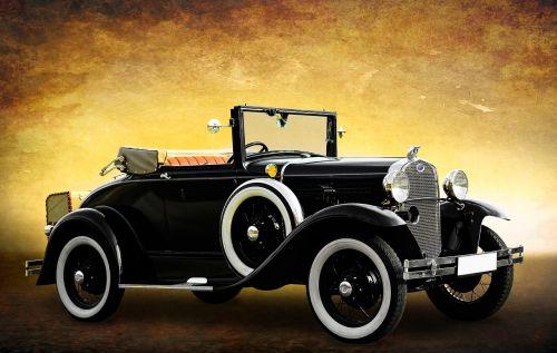 motor vehicle oldtimer auto
