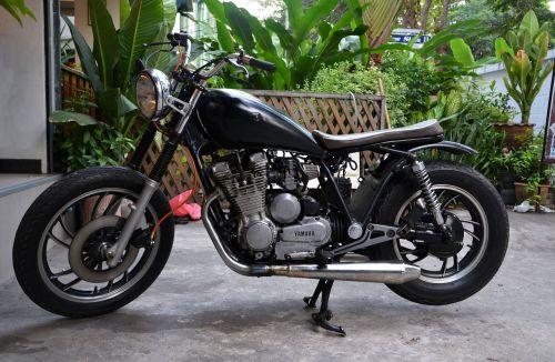 motorbike yamaha motorcycle