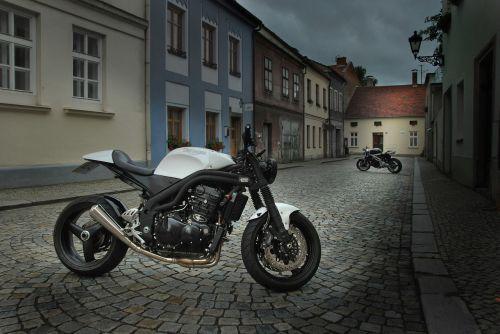 motorbike motorcycle triumph