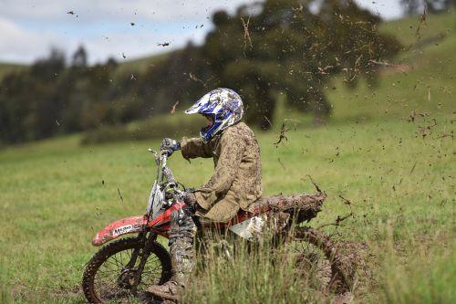 motorbike dirt dirt bike