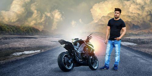 motorbike in dream
