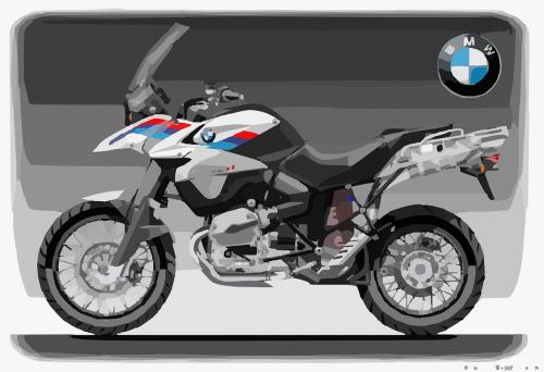motorbike moto bmw
