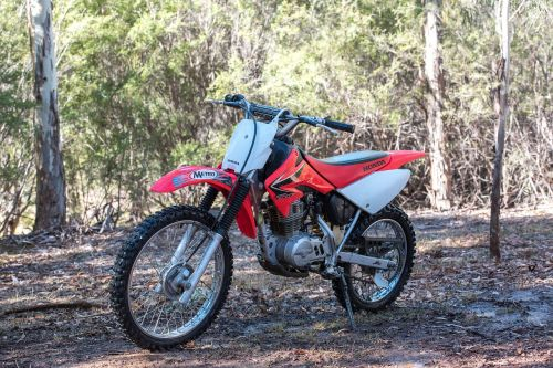 motorbike honda crf100f