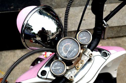 Motorbike Gauges