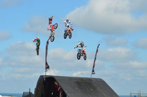 motorbike jumping motorbike motocross