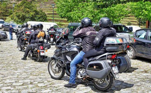 motorbikes cavalcade group