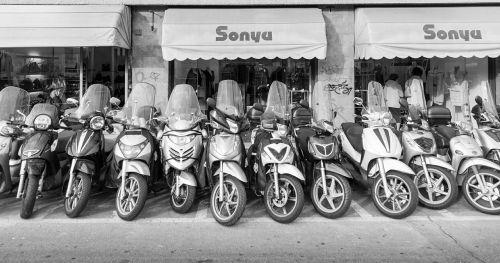 motorbikes italy shopping