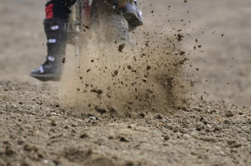 motorcross force dynamics