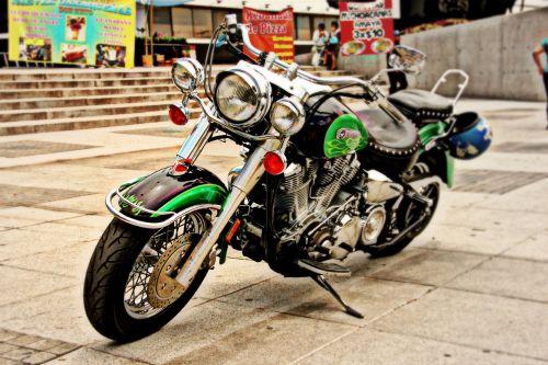 motorcycle chopper engine