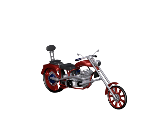 motorcycle vehicle two wheeled vehicle