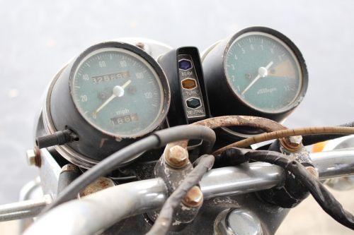 motorcycle honda cb450