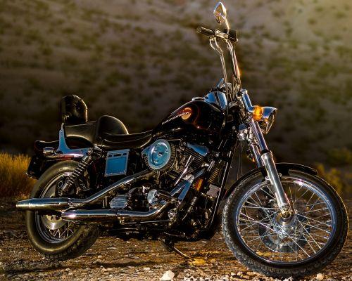 motorcycle harley motor
