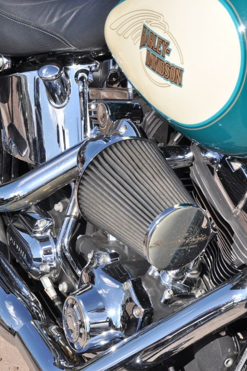 motorcycle technical engine
