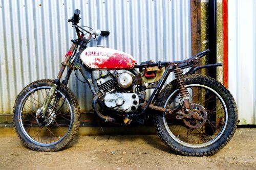 motorcycle restoration repair