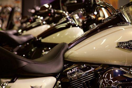 motorcycle gloss harley davidson