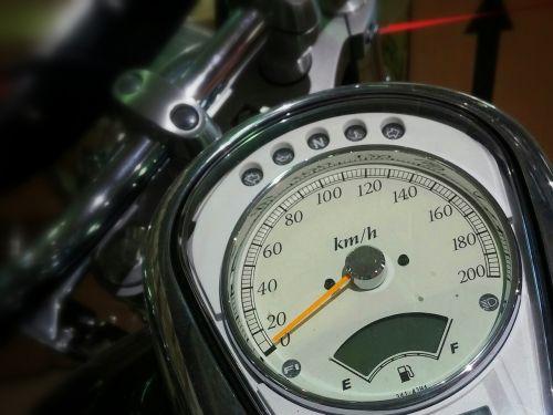 motorcycle motorbike gauge